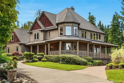 Snoqualmie Single Family Home For Sale: 35213 SE Palmeter Lane