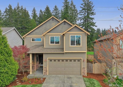 Bothell Single Family Home For Sale: 16423 42nd Dr SE
