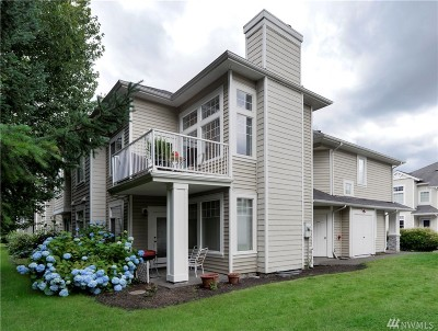 Kent Condo/Townhouse For Sale: 5414 234th Place #2-22