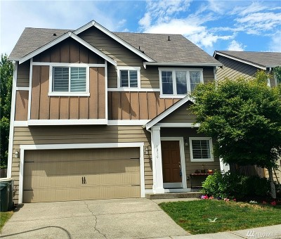 Tumwater Single Family Home Pending: 1210 77th Trail SE