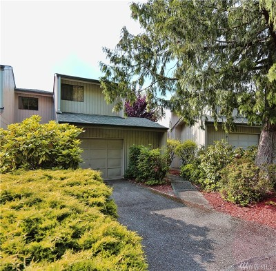 Whatcom County Condo/Townhouse For Sale: 1 Lake Louise Dr #26