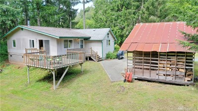 Sedro Woolley Single Family Home Pending: 26524 Helmick Rd