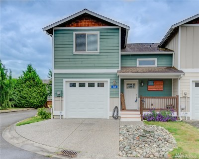 Burlington Single Family Home Pending Inspection: 460 Harvest Edge Place