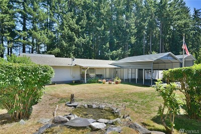 Port Orchard Single Family Home For Sale: 11297 Gable Ave SW