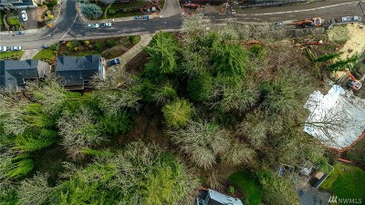 Bellevue Residential Lots & Land For Sale: 3701 163rd Ave SE