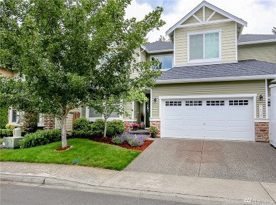 Auburn Condo/Townhouse For Sale: 7212 Rebecca Ave SE