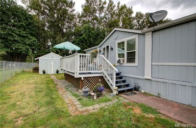 Sedro Woolley Mobile Home For Sale: 700 N Reed St #29
