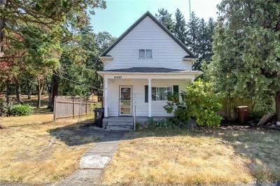 Single Family Home For Sale: 5237 S Birmingham St
