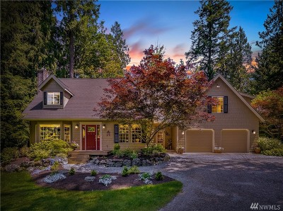 Lake Stevens Single Family Home For Sale: 4611 State Route 92