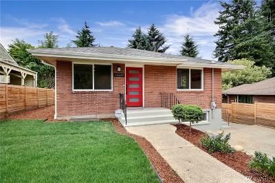 Seattle Single Family Home For Sale: 10347 Densmore Ave N