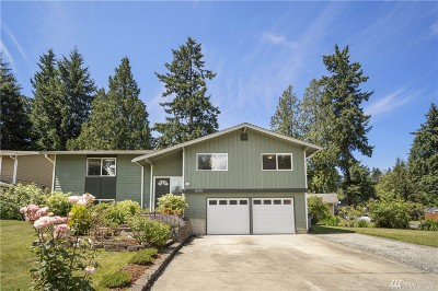 Edmonds Single Family Home For Sale: 14508 54th W