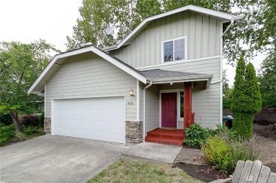 Bellingham Single Family Home Pending Inspection: 2732 Undine Place