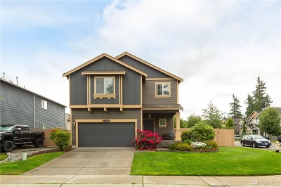 Bonney Lake Single Family Home For Sale: 11021 180th Av Ct E