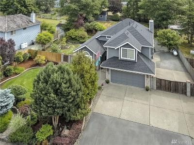 Graham Single Family Home Contingent: 25821 68th Ave E