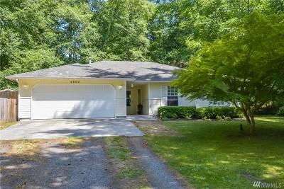 Oak Harbor Single Family Home Pending: 4550 Siesta Place
