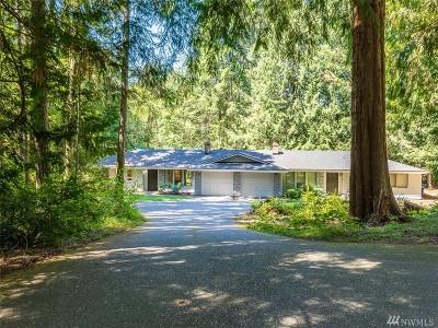 Gig Harbor Single Family Home For Sale: 5320 46th Av Ct NW
