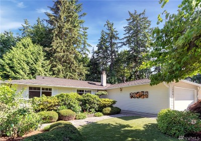 Redmond Single Family Home For Sale: 14620 NE 65th Ct