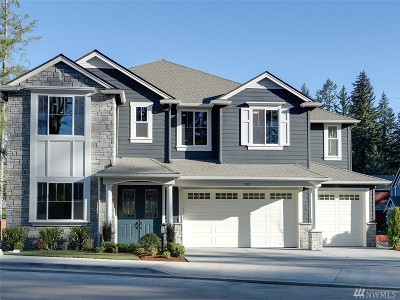 Sammamish Single Family Home For Sale: 502 235th Ave NE