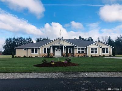 Buckley Single Family Home For Sale: 11601 244th Av Ct E