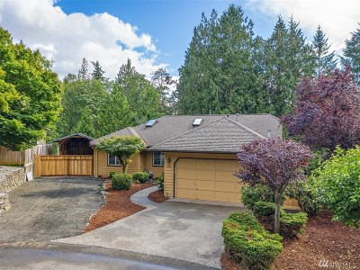 Gig Harbor Single Family Home For Sale: 4106 60th St Ct NW
