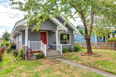 Bellingham Single Family Home Pending Inspection: 2413 Queen St