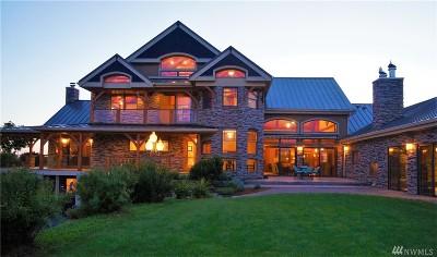Eatonville Single Family Home For Sale: 9817 330th St E