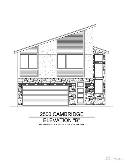 Edmonds Condo/Townhouse For Sale: 22005 86th Park W #1