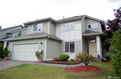 Maple Valley Single Family Home For Sale: 23607 SE 267th Ct