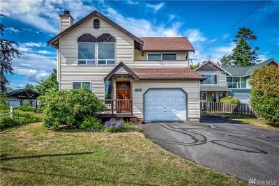 Bellingham Single Family Home Sold: 2514 Eldridge Ave