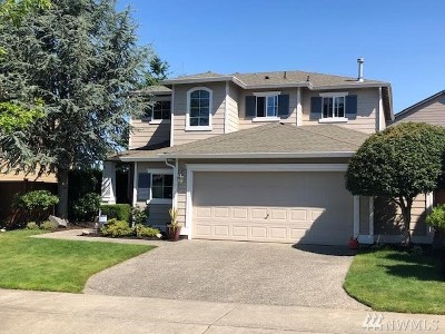 Covington Single Family Home For Sale: 16116 SE 260th St