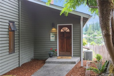 Bremerton Single Family Home For Sale: 7790 NW Wildcat Lake Rd