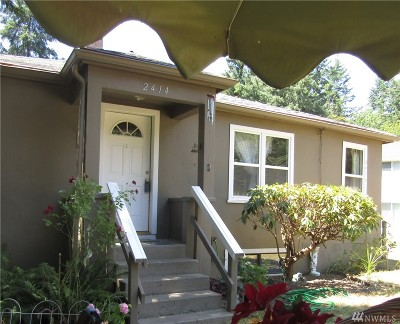 Single Family Home Sold: 2414 Sidney Avenue