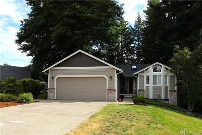 Tumwater Single Family Home Pending: 7934 Leslie Ct SE