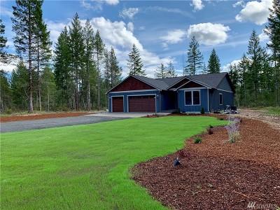 Shelton Single Family Home For Sale: 5111 E Brockdale Rd