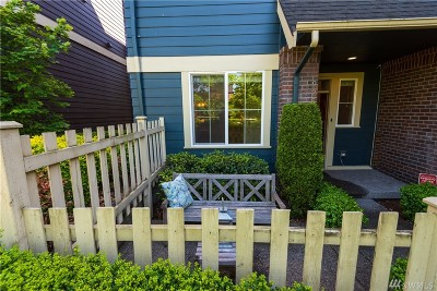 Issaquah Condo/Townhouse For Sale: 925 4th Ave NE