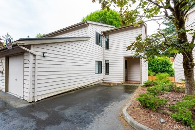 Burien Condo/Townhouse For Sale: 15630 8th Ave SW #A