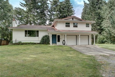 Pierce County Single Family Home For Sale: 20714 115th Ave E