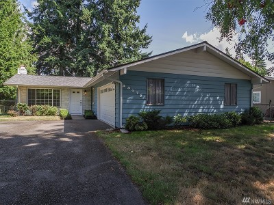 Federal Way Single Family Home For Sale: 33472 37th Ave SW