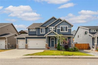 Bonney Lake Single Family Home For Sale: 8103 206th Ave E