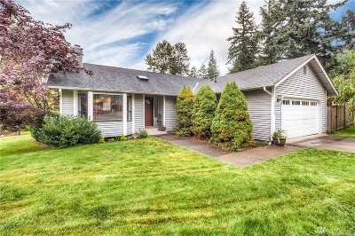 Maple Valley Single Family Home For Sale: 26336 220th Place SE
