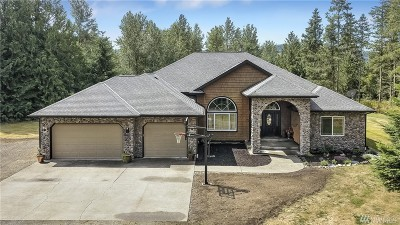 Thurston County Single Family Home For Sale: 15949 159th Lane SE