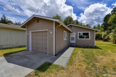 Oak Harbor Single Family Home Pending Inspection: 525 Salal St
