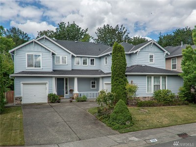 Sammamish Single Family Home For Sale: 1215 240th Wy SE