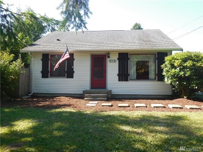 Sedro Woolley Single Family Home Pending: 513 W State St