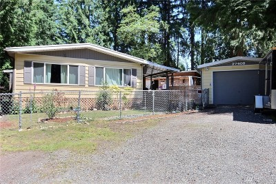 Maple Valley Single Family Home For Sale: 27408 220 Place SE