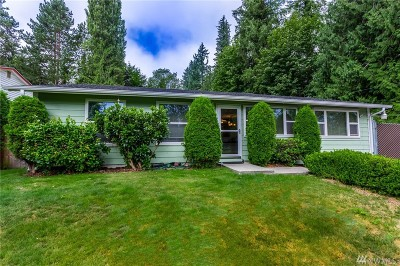 Snohomish Single Family Home For Sale: 5604 123rd Ave SE