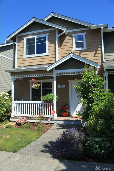 Sedro Woolley Single Family Home Pending Inspection: 352 Helen St