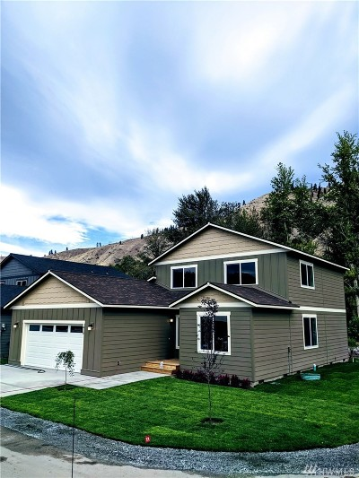 Chelan County Single Family Home For Sale: 410 Riverside Meadow