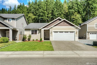 Graham Single Family Home For Sale: 19921 90th Av Ct E