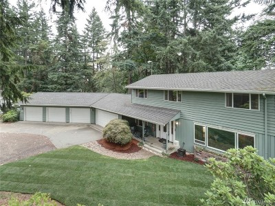 Federal Way Single Family Home For Sale: 35810 6th Ave SW